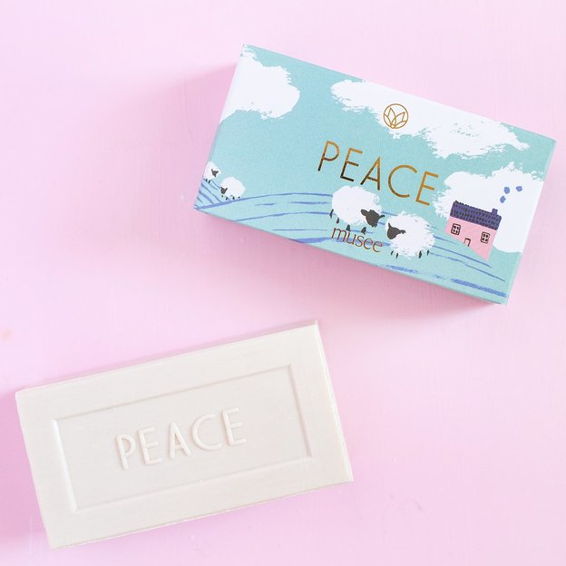 Bar Soap Peace Lavender