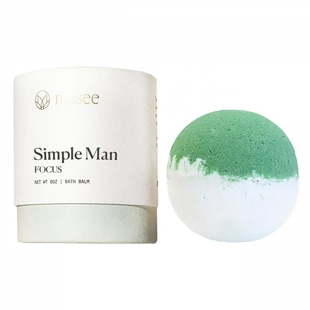Bath Balms Simple man