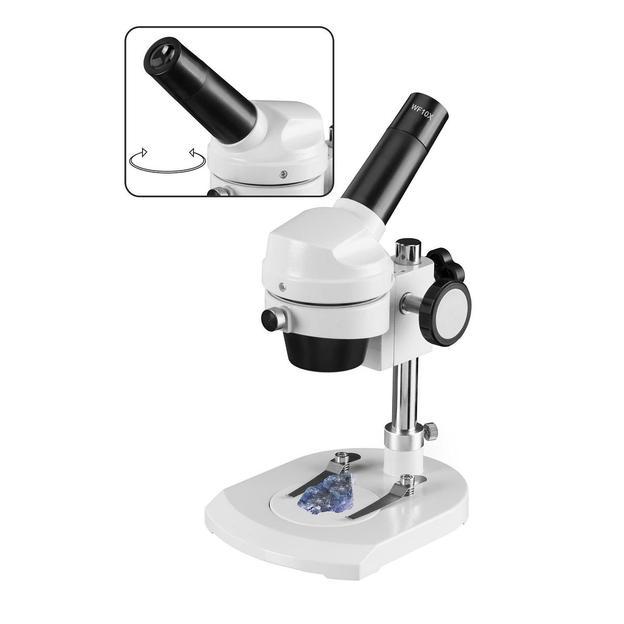 Bresser Mikroskop Junior mit 20-facher Vergrösserung