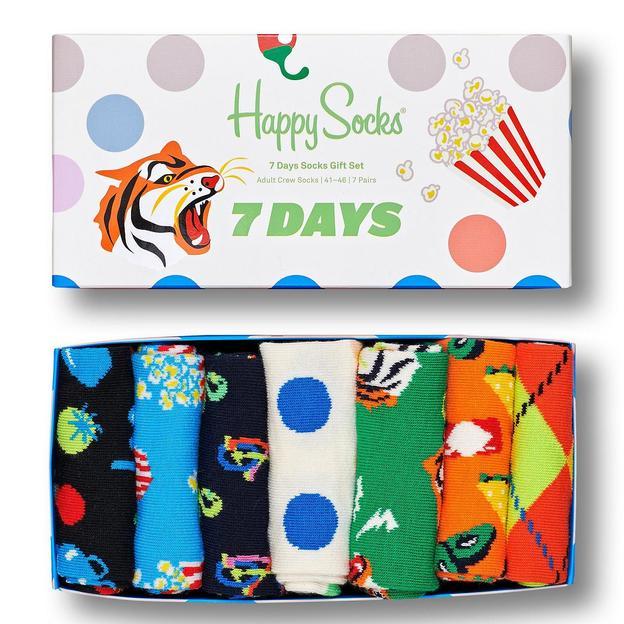 HappySocks 7-Pack 7 Days Socks Geschenkset 36-40