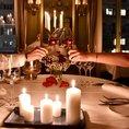 Dîner romantique aux chandelles au Storchen Zürich (pour 2 personnes)