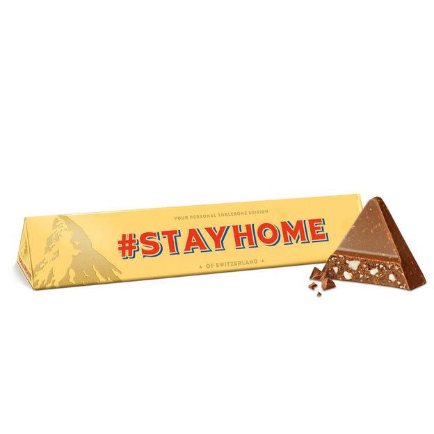 "Chocolat TOBLERONE ""#stayhome"" (360 g)"