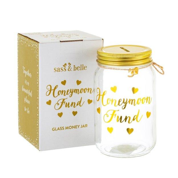 Spardose Honeymoon Fund