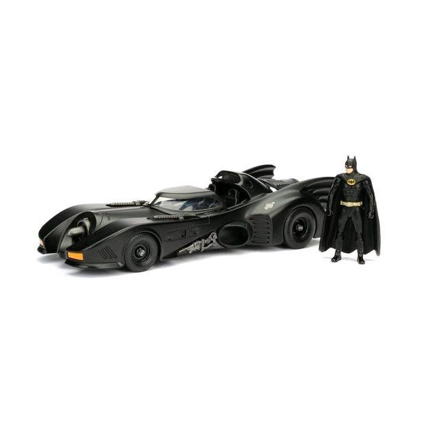 Batman Diecast 1989 Batmobile, 1:24