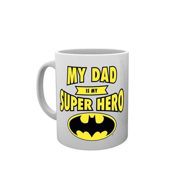 Tasse Batman DC Comics - My dad is my super hero