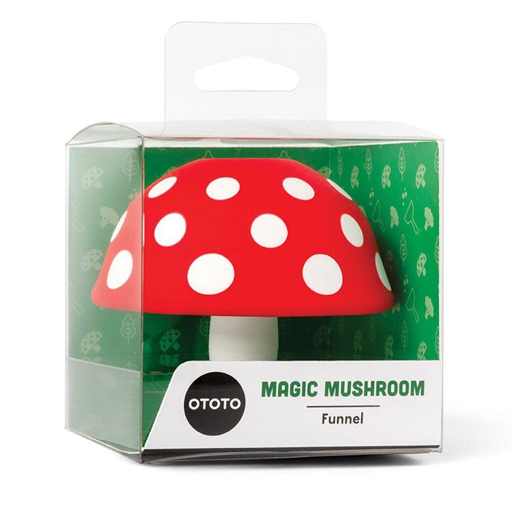Entonnoir champignon magique