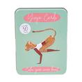 Cartes illustrées yoga