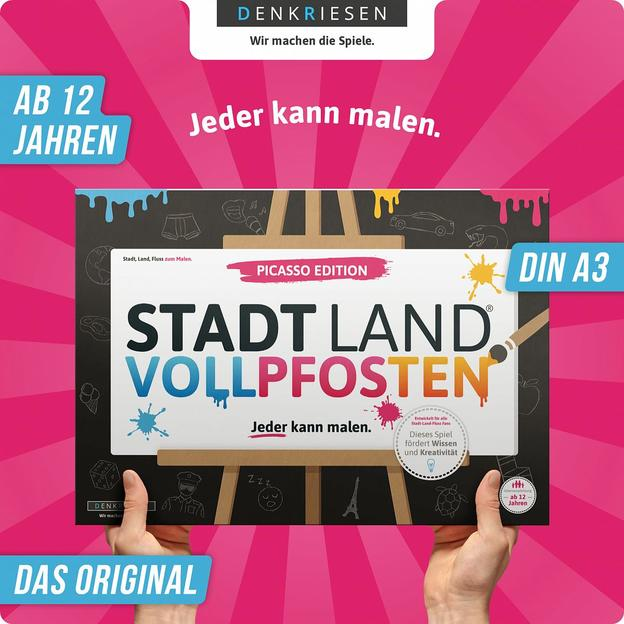 Stadt Land Vollpfosten Download