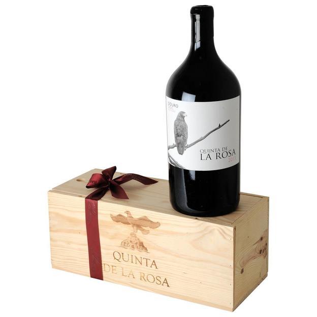 Double-Magnum (3 l) de vin rouge, Quinta de la Rosa