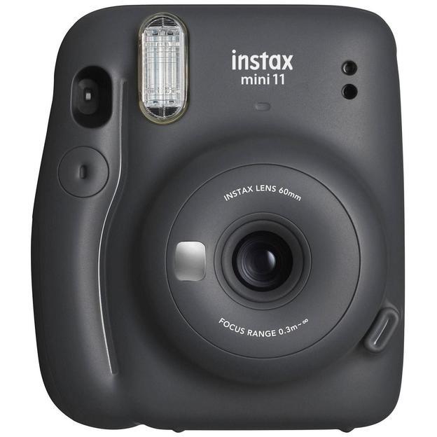 Fujifilm Instax Mini 11 gris charbon