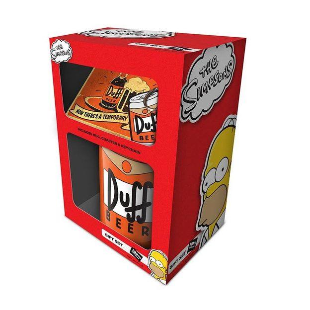 Coffret cadeau Simpson Duff Beer