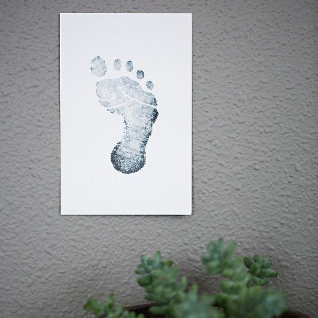 Stempelkissen für Baby Abdrücke