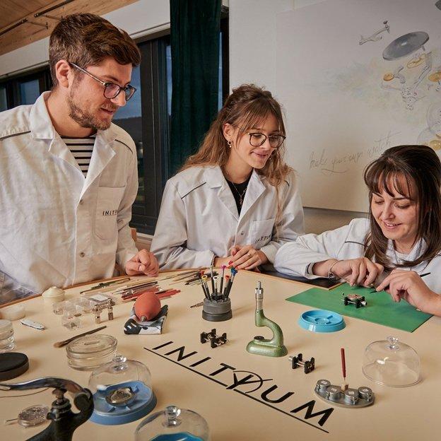 Atelier d'initiation à l'horlogerie Initium (1 pers.)