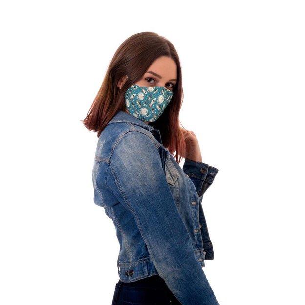 Masque de protection pour enfant, astronaute