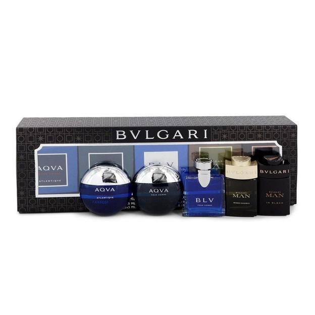 Set cadeau de voyage Bvlgari pour hommes