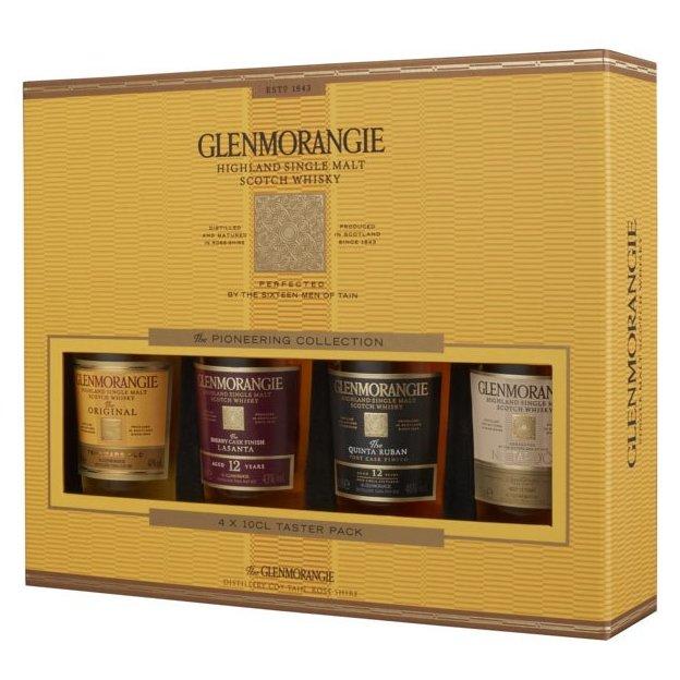 Glenmorangie Whisky Tasting Set, 4 x 10cl