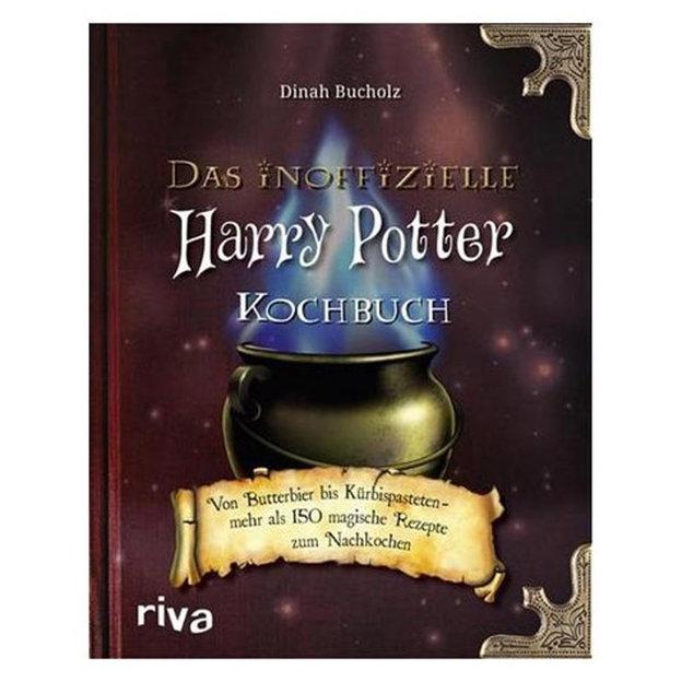 Das inoffizielle Harry-Potter-Kochbuch - 150 Rezepte für Muggel