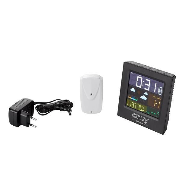 Horloge station météo multifonction