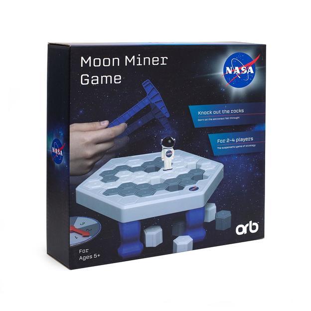 Jeu de stratégie « Moon Miner » NASA