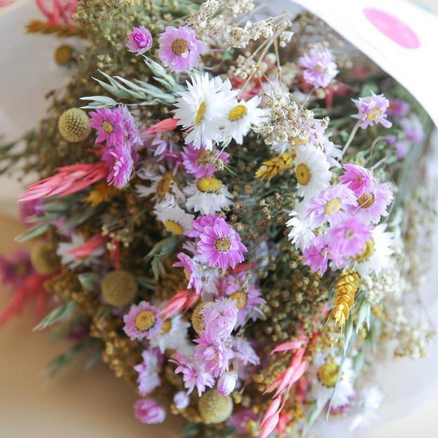 Trockenblumenstrauss Flower Dream