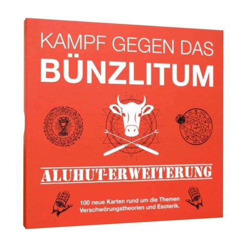 Image of Kampf gegen das Bünzlitum - Aluhut Erweiterung