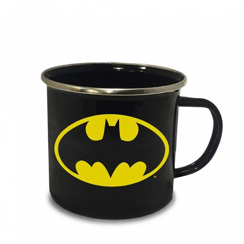 Image of Batman Emaille Tasse