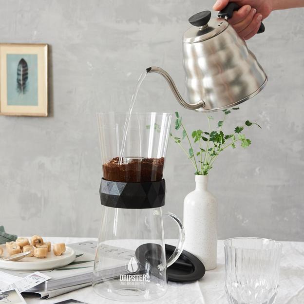 DRIPSTER² - DER Dripper für Cold Brew Kaffee