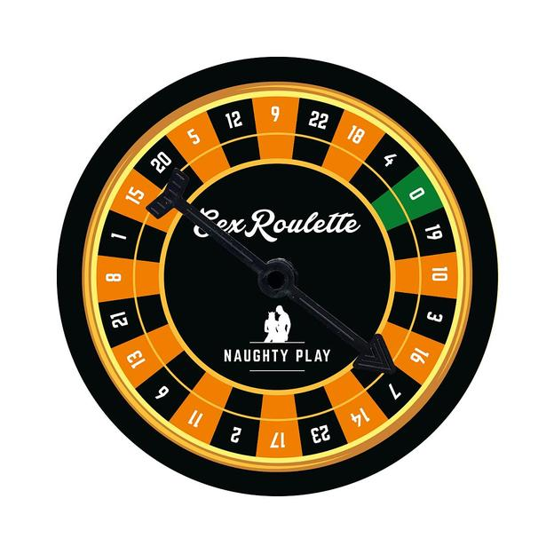 Naughty Play Sex Roulette