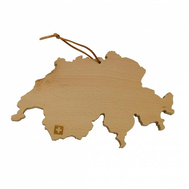 Planche à découper en hêtre, Suisse