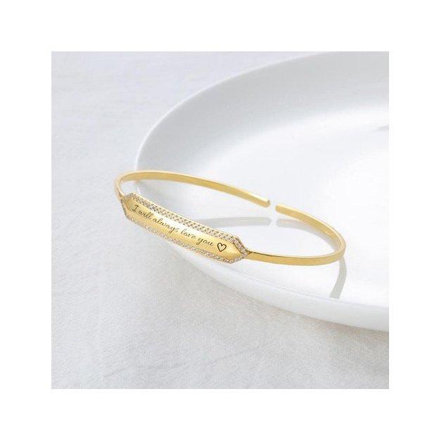 Kristall Armband Luxury