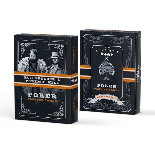 Jeu de poker Western Bud Spencer & Terence Hill Poker