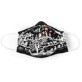Masque en tissu Swiss Tradition