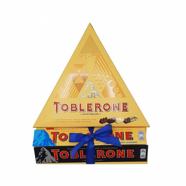 Chocolats Toblerone Love