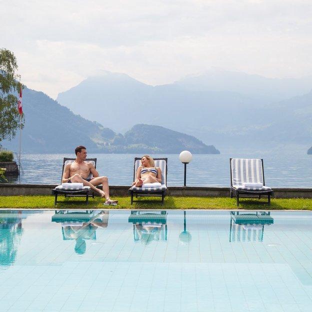 Romantik Hotel mit Suite, Candle light Dinner und Wellness (2 Übernachtungen für 2 Personen)