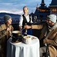 Romantische Übernachtung im Dolder Grand mit Fondue-Erlebnis (Junior Suite Grand für 2 Personen)