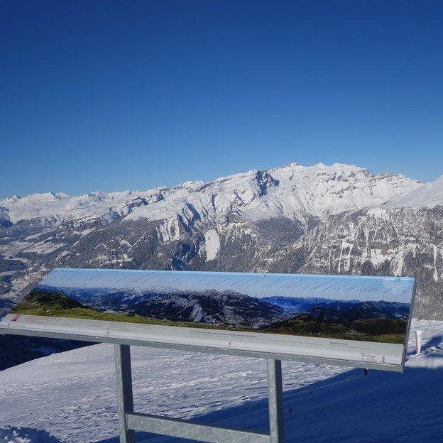 Randonnée gourmande Brambrüesch Dreibündenstein-Pradaschier avec abonnement demi-tarif / AG (pour 1 personne)
