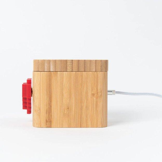 Lovebox bambou - un message personnel qui vient du cœur