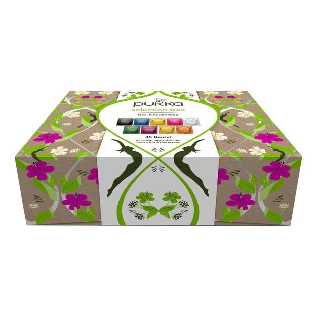 Pukka Tee Selection Box