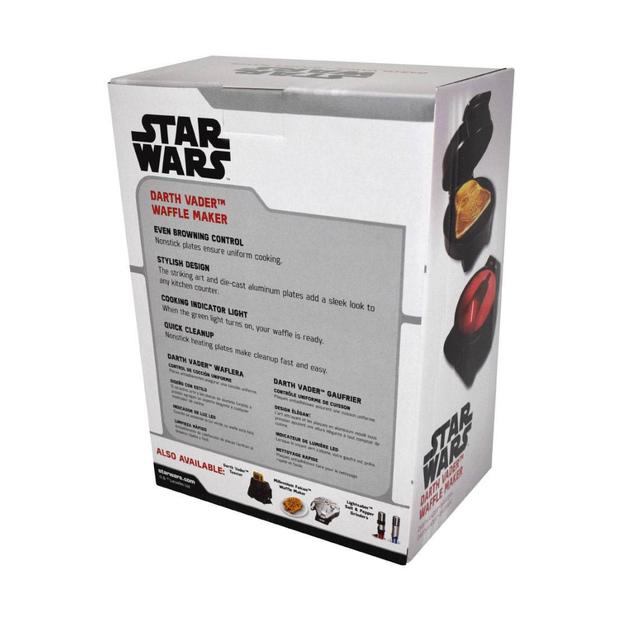 Star Wars Waffeleisen Darth Vader