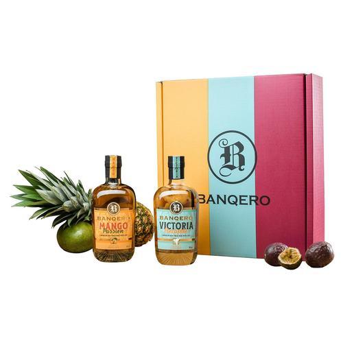Image of Swiss BANQERO Rum Box